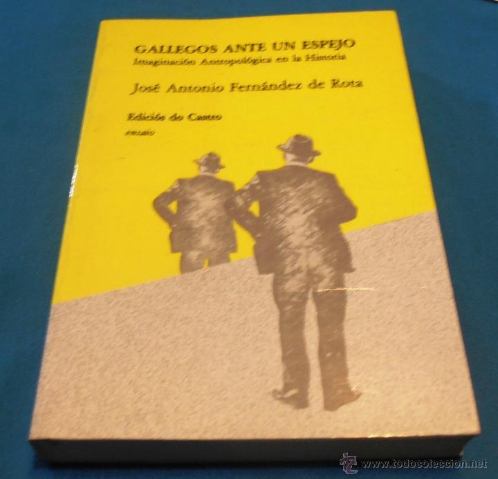GALLEGOS ANTE UN ESPEJO, EDICIONES DO CASTRO (Libros sin clasificar)