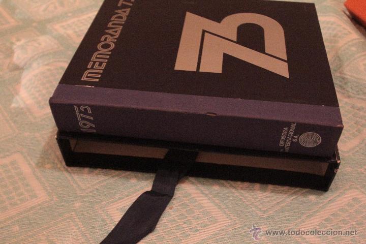 Libros: ANUARIO DE 1973, DIFUSORA INTERNACIONAL S.A. CON FUNDA Y PERFECTO ESTADO - Foto 2 - 53049203