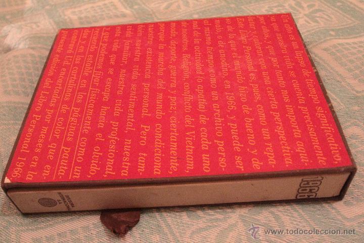 Libros: ANUARIO DE 1966, DIFUSORA INTERNACIONAL S.A. CON FUNDA Y PERFECTO ESTADO - Foto 2 - 53049286