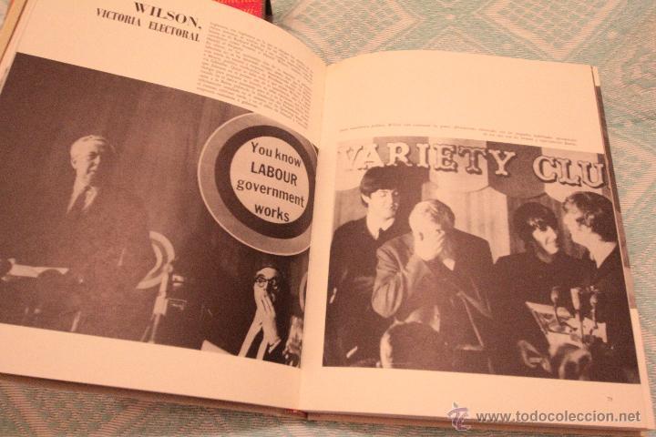 Libros: ANUARIO DE 1966, DIFUSORA INTERNACIONAL S.A. CON FUNDA Y PERFECTO ESTADO - Foto 3 - 53049286