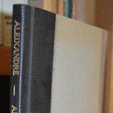 Libros: AMBITO 1924-1927. SEGUNDA EDICIÓN - ALEIXANDRE, VICENTE. Lote 40126259
