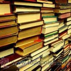 Libros: LOTE SORPRESA - 20 LIBROS VARIADOS - LIBROS POR 1 EURO. Lote 104498335