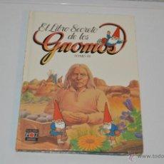 Libros: EL LIBRO SECRETO DE LOS GNOMOS TOMO 10 PLAZA JOVEN 1985 . Lote 53962364