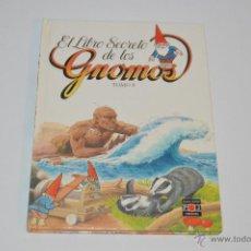 Libros: EL LIBRO SECRETO DE LOS GNOMOS TOMO 8 PLAZA JOVEN 1985 . Lote 53962666