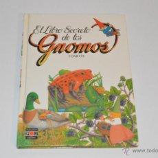 Libros: EL LIBRO SECRETO DE LOS GNOMOS TOMO 18 PLAZA JOVEN 1985 . Lote 53962711