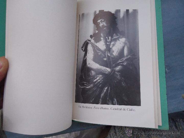 Libros: CADIZ ANALES DE LA REAL ACADEMIA DE BELLAS ARTES 1983 1985 1986 IMAGENES SEMANA SANTA - Foto 13 - 54079017