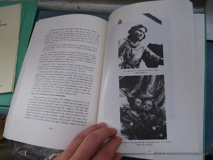 Libros: CADIZ ANALES DE LA REAL ACADEMIA DE BELLAS ARTES 1983 1985 1986 IMAGENES SEMANA SANTA - Foto 14 - 54079017