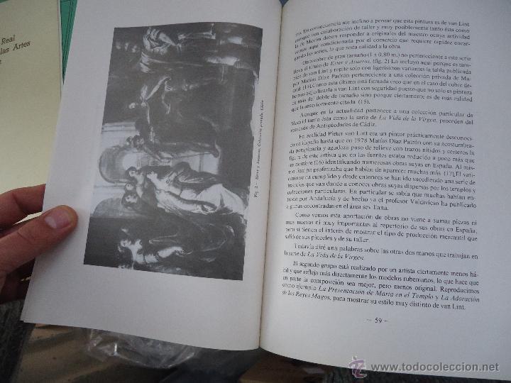 Libros: CADIZ ANALES DE LA REAL ACADEMIA DE BELLAS ARTES 1983 1985 1986 IMAGENES SEMANA SANTA - Foto 23 - 54079017