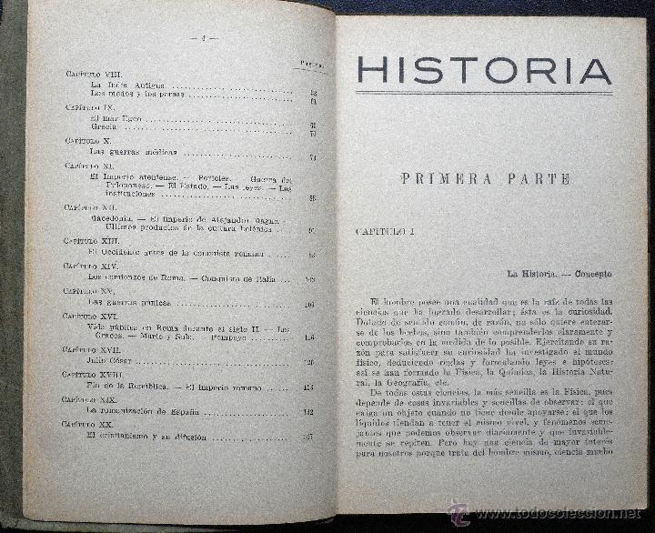 Libros: HISTORIA 2º AÑO - LUIS AZNAR - TEXTO ELP - AÑO? - Foto 3 - 54082232
