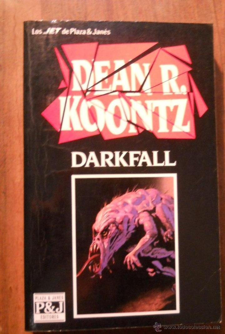 dean koontz darkfall