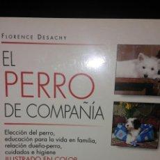 Libros: EL PERRO DE COMPAÑÍA. Lote 54327803