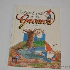 Libros: EL LIBRO SECRETO DE LOS GNOMOS TOMO 7 PLAZA JOVEN 1985. Lote 54389997