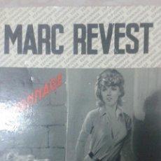 Libros: LIVRE-LIBRO DE MARC REVEST OLÉ! MR KERN.... Lote 54520930