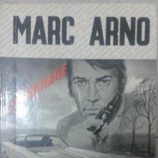 Libros: LIVRE-LIBRO DE MARC ARNO. LES LENDEMAINS QUI TULENT. Lote 54521001