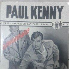 Libros: LIVRE-LIBRO DE PAUL KENNY COPLAN ROULE SU L´OR. Lote 54521080