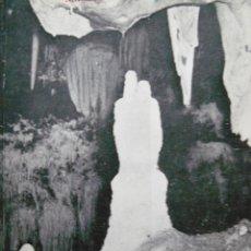 Libros: LA CUEVA DEL CERRO DEL AGUILA 1964 ESPELEOLOGÍA SAN PEDRO DE ALCANTARA MÁLAGA. Lote 54541376