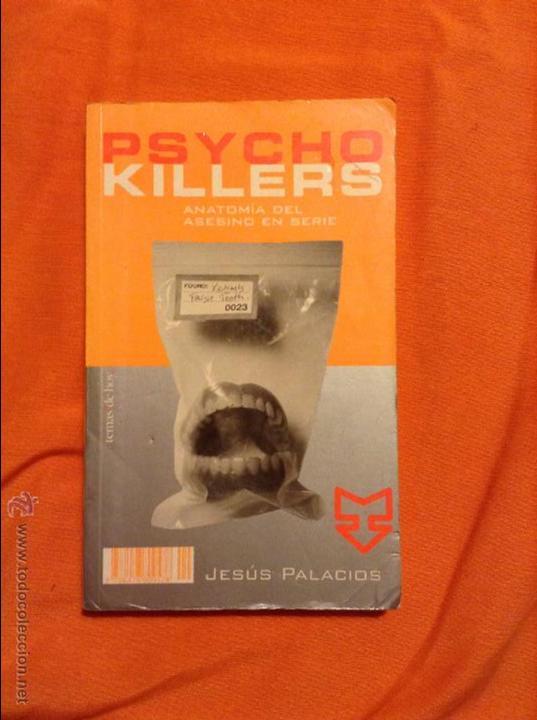 psycho killers anatomia del asesino en serie je - Comprar Libros sin ...