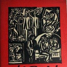 Libros: GIRAL O UNA HISTORIA DE SANGRE. (1939) FOTOGRAFÍAS Y FACSÍMILES. GUERRA CIVIL... ARMAMENTO POPULAR. Lote 54820227