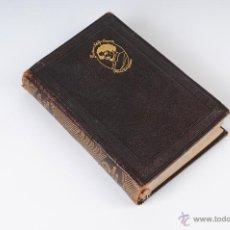 Libros: BECQUER OBRAS COMPLETAS EDITOR M.AGUILAR MADRID 1942. Lote 54976709
