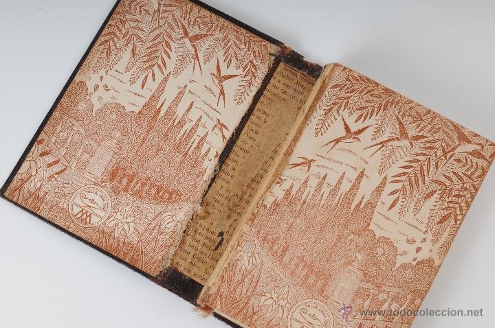 Libros: BECQUER OBRAS COMPLETAS EDITOR M.AGUILAR MADRID 1942 - Foto 2 - 54976709