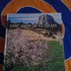 Libros: SANT JOSEP DE SA TALAIA. Lote 55154365