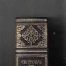 Libros: CRISTOBAL DE VILLALÓN. VIAJE DE TURQUÍA. Lote 55305986