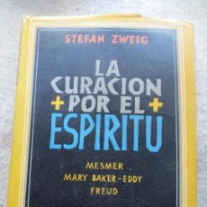 Libri di seconda mano: LA CURACION POR EL ESPIRITU. Lote 55402007