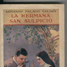 Libros: LA HERMANA SAN SULPICIO. Lote 55441974