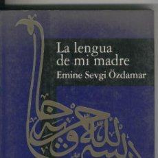 Libros: LA LENGUA DE MI MADRE. Lote 55442201