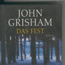 Libros: DAS FEST. Lote 55483600