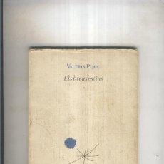 Libros: ELS BREUS ESTIUS. Lote 55602783