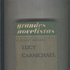 Libros: GRANDES NOVELISTAS: LUCY CARMICHAEL. Lote 55610088