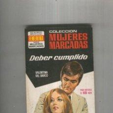 Libros: DEBER CUMPLIDO. Lote 55629487