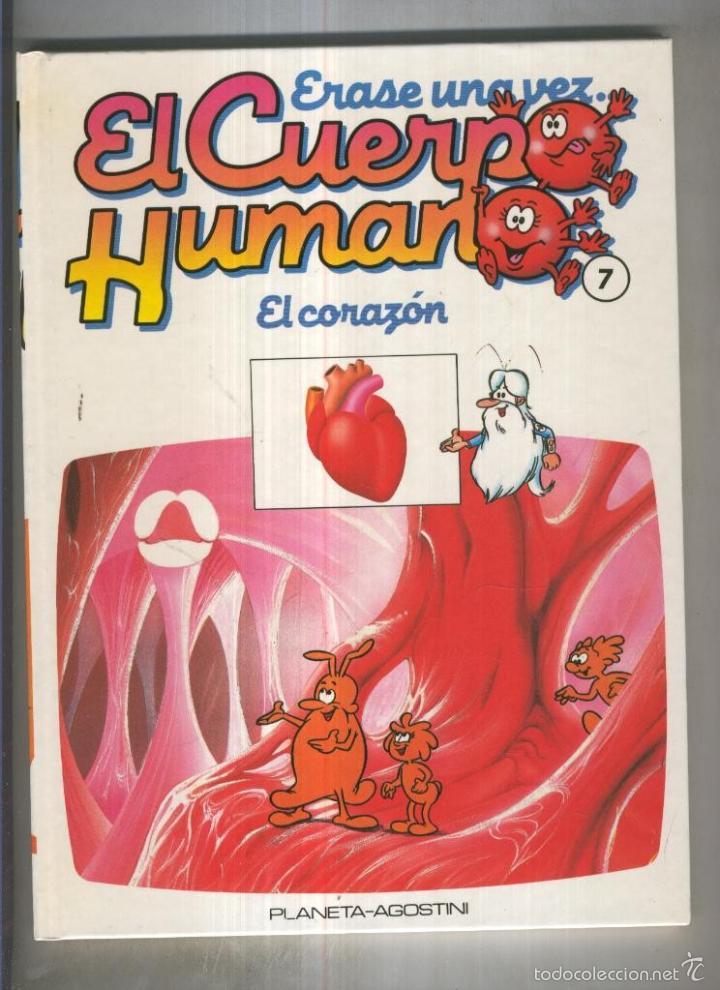 erase una vez el cuerpo humano 07: el corazon - Comprar Libros sin ...