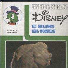 Libros - Enciclopedia Disney: El milagro del hombre - 55657755