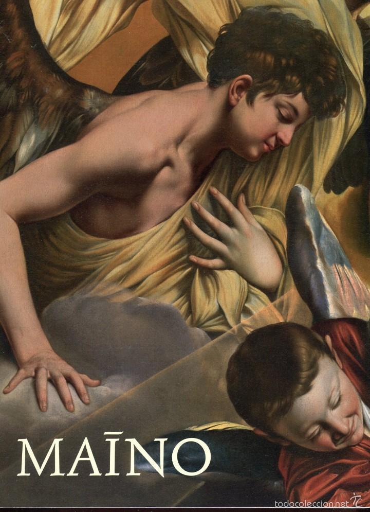 JUAN BAUTISTA MAINO 2009 MUSEO DEL PRADO (Libros sin clasificar)