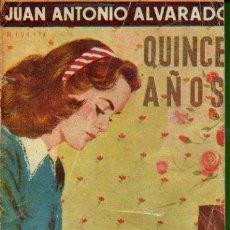 Libros: QUINCE AOS.. Lote 56343376