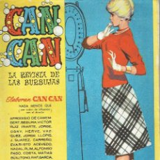Libros: CAN CAN, Nº 64.. Lote 56351607