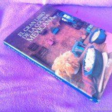 Libros: EL GRAN LIBRO DE LA COCINA MEXICANA, ANAYA, SUSANNA PALAZUELOS 1992. Lote 56545224