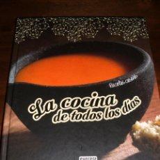 Libros: LA COCINA DE TODOS LOS DÍAS. RECETAS CASERAS. EVEREST. NUEVO.. Lote 56555875