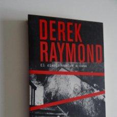 Libros: EL DIABLO VUELVE A CASA - DEREK RAYMOND 2009. Lote 56730433