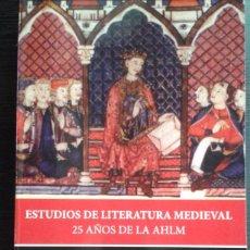 Libros: ANTONIA MARTÍNEZ PÉREZ. ANA LUISA BAQUERO ESCUDERO (EDS.) ISBN: 9788415463313. Lote 57090638