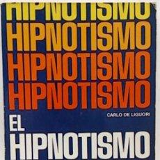 Libros: HIPNOTISMO, EL. Lote 57145327