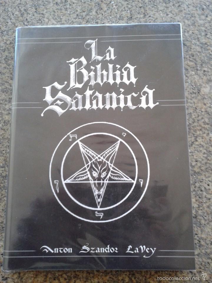 Biblia Satanica De Anton Szandor Lavey Pdf