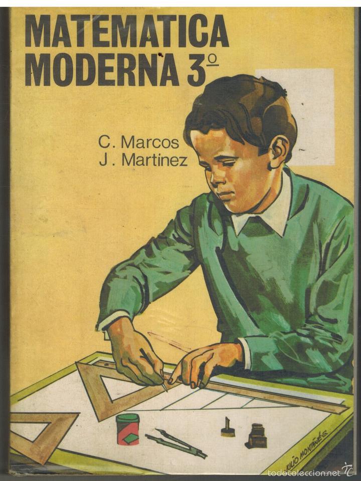 MATEMATICA MODERNA 3 - C MARCOS J MARTINEZ (Libros sin clasificar)