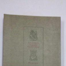 Libros: LAS CORTES FORALES VALENCIANAS. PODER Y REPRESENTACIÓN. ISBN: 844820557X. Lote 57396327