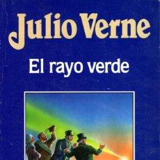 Libros: EL RAYO VERDE -JULIO VERNE -ORBIS. Lote 57567686