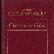 Libros: CIEN AÑOS DE SOLEDAD -GABRIEL GARCÍA MÁRQUEZ -EDICIONES ORBIS -1982. Lote 57599773