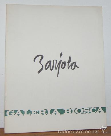 JUAN BARJOLA - JUAN BARJOLA / SANTIAGO AMÓN (TEXTOS) (Libros sin clasificar)