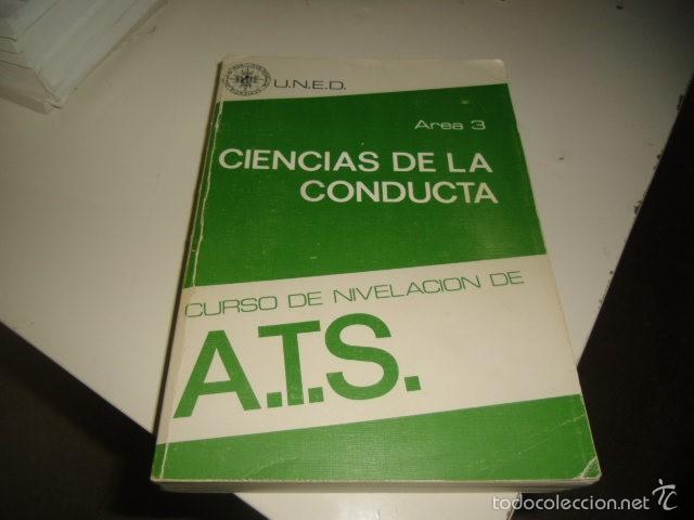 BAL-50 LOTE 4 LIBROS CURSO DE NIVELACION DE A.T.S UNED LOS DE FOTO (Libros sin clasificar)
